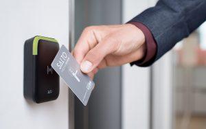 Salto Hotel Keycard System Image